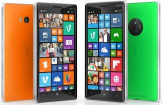 Lumia Denim – her er nyhederne til Nokia mobiler