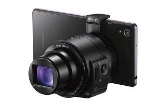 Sony gør mobilen til systemkamera