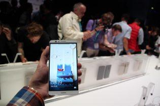 Første indtryk: Huawei Ascend Mate 7