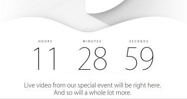 Sådan ser du Apple-event live i aften kl 19.00