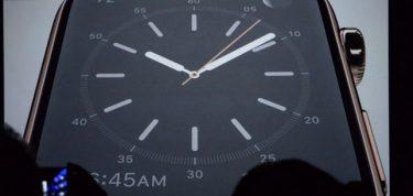 Nu kommer Apple Watch – virker med Apple Pay!