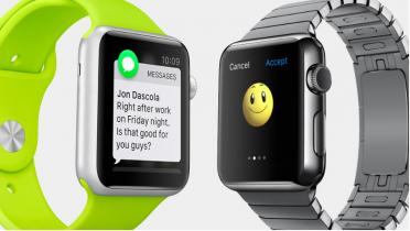 Apples ur først klar i 2015