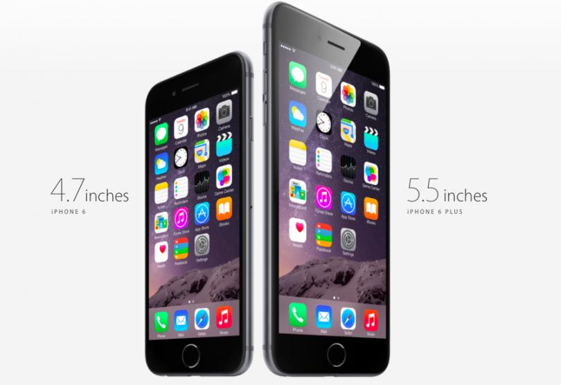 Galleri: Her er de nye iPhones