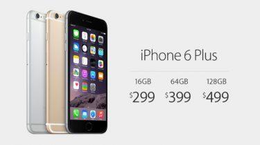 iPhone 6 klar til salg 19. september
