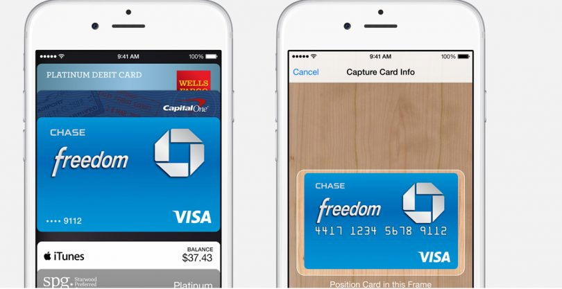 NFC i iPhone 6 låst til Apple Pay