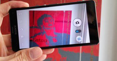 Sony Xperia Z3 Compact test: Mini mobil får topkarakter