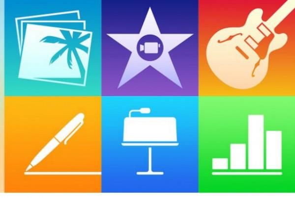 iPhone 6 med 64 og 128 GB får iWork og iLife apps præinstalleret