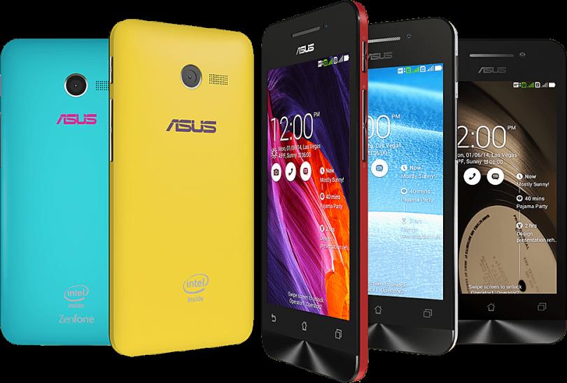 Asus Zenfone 4 test – frisk og billig mobil
