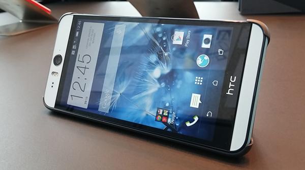 Første indtryk: HTC Desire Eye