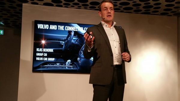 Volvos visioner for fremtidens opkoblede bil