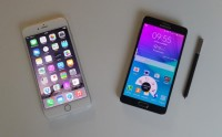 iphone 6 plus vs glaxy note 4