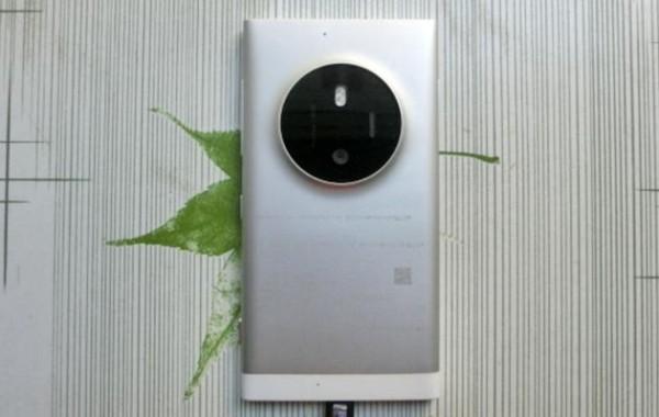 Nyt kameramonster: Her er Lumia 1030