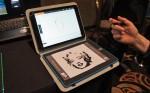 CES: Isketchnote fanger tegningen