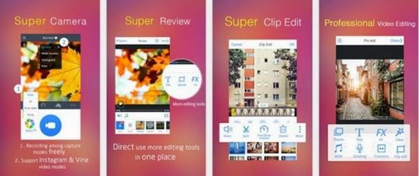 Vivavideo Pro: Brugervenlig videoredigering (app test)
