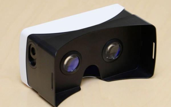 LG laver Google Cardboard i plast