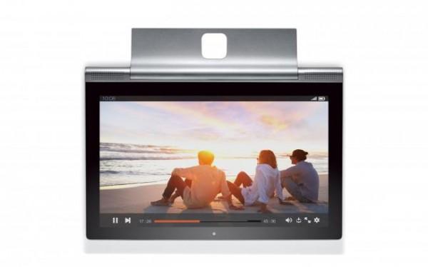 Lenovo Yoga Tablet 2 Pro test og pris: Tablet med projektor