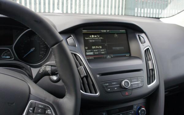 Ford Sync2 test: Opkoblet bil til mobilen