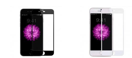 Effektiv skærmbeskyttelse til iPhone 6