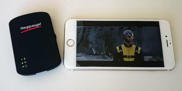 Smart dims til mobiler med lille hukommelse (test af tilbehør)