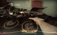 Magic Leap Pistol tas virtual reality