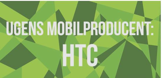 Video – Fokus på HTC og HTC One M9