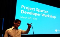 Project Spartan eksklusiv renderingsmotor
