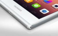 Huawei Ascend P7 White Detail