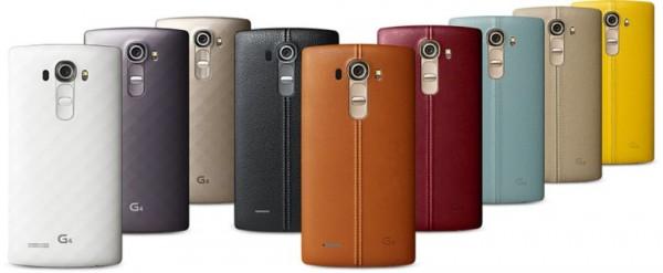 Billeder af LG G4 – massivt læk