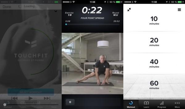 Oversigt: Videotræn med mobilen