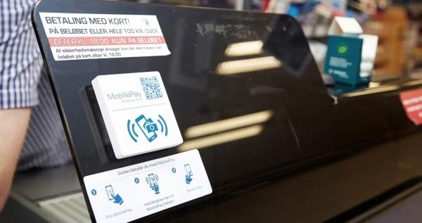Betal med MoblilePay i Rema 1000 - mobilbetaling klar i kædens butikker