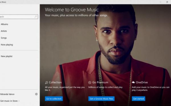Xbox Music er dødt, længe leve Groove