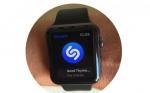 Shazam til Apple Watch er langsom men rammer plet (app test)