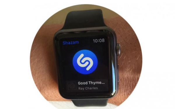 Shazam til Apple Watch er langsom men rammer plet (app test)