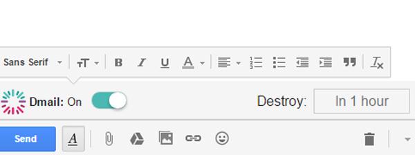 Tip: Sådan sender du selvdestruerende mails med Gmail