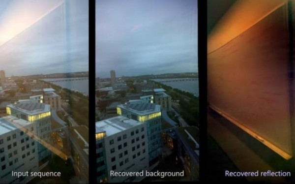 kamera refleksioner