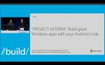 Windows Bridge til Android lækket