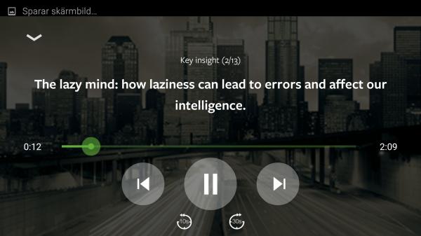 Smart app til dem der vil vide det vigtigste i bøger