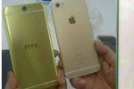 Den nye HTC ligner iPhone 6