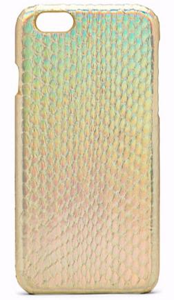 Diane von Furstenberg iPhone 6 Metallic Snake Case