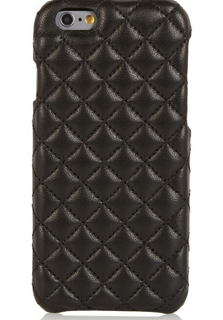 The Case Factory iPhone 6 Quilted Leather