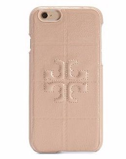 Tory Burch Marion Quilted Patent Case