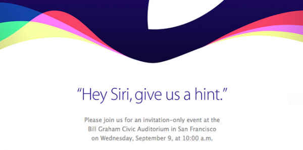 Officielt: Apple inviterer til event 9. september