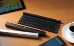 Tastatur fra LG der kan rulles sammen