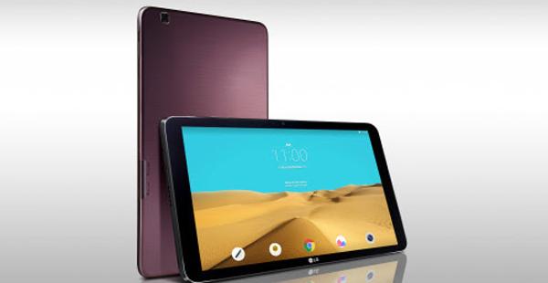LG G Pad II 10.1 – stor skærm og kraftfuldt batteri