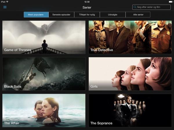 Test af HBO Nordic – Masser af suveræne tv-serier