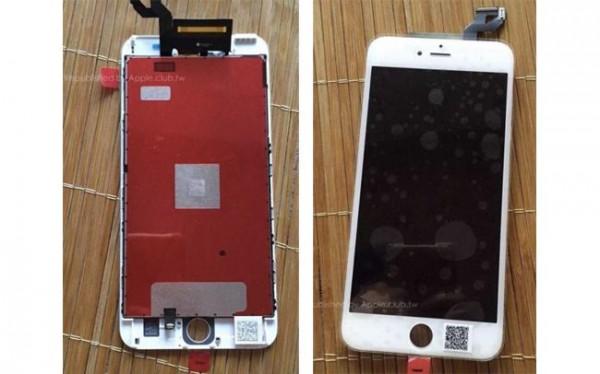 Sådan ser Force Touch ud på iPhone 6S