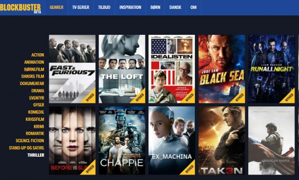 Test af blockbuster – let at bruge og med stort udvalg