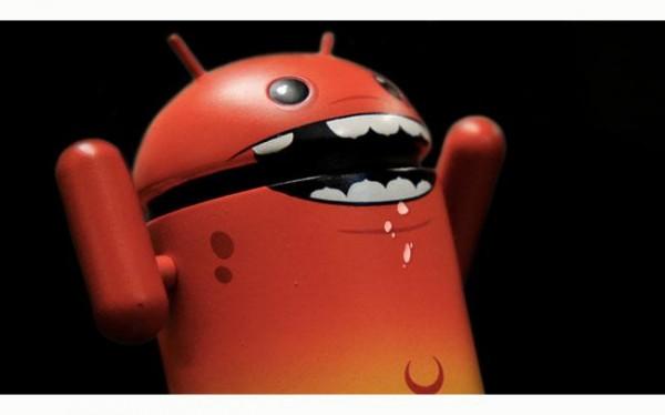 Android-fejl gør kodeord værdiløse