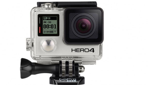 Test af GoPro Hero4 Black – super godt actionkamera