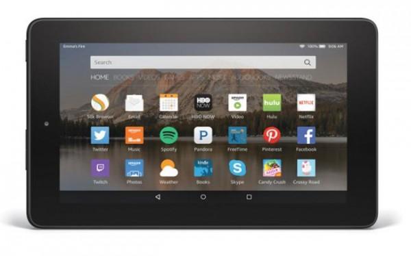 Ny billigere version af Kindle Fire på markedet – 330 kroner